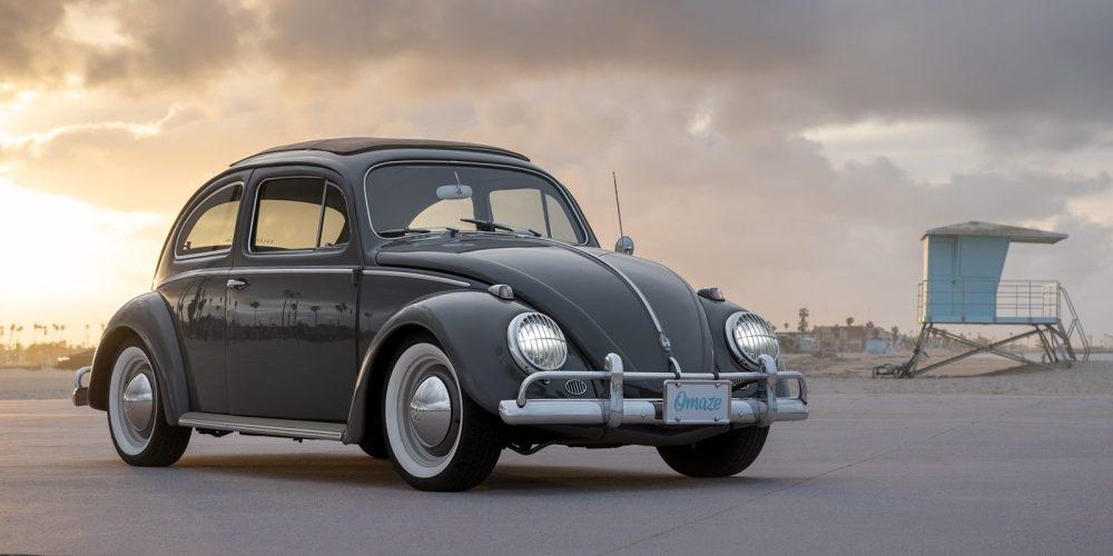 Infographic: Volkswagen Beetle Timeline History