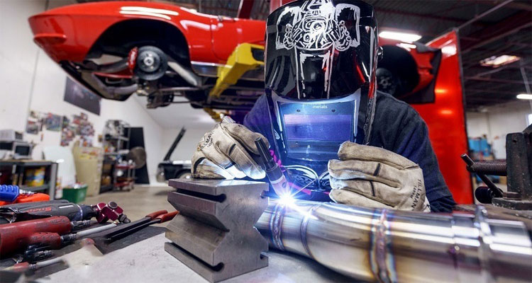 What it is Like to be an Automotive Welder?