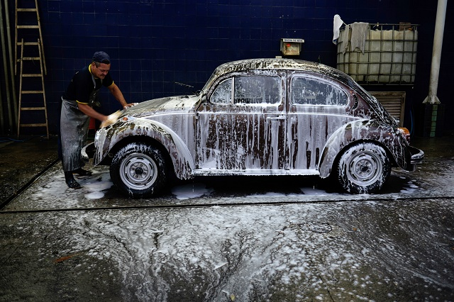 THE BENEFITS OF WASHER DRYER FOR YOUR BEETLE